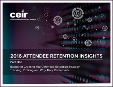 Attendee Retention Study Released