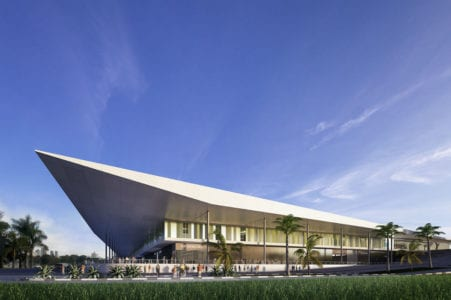 Latin America's Sao Paulo Opens New Facility
