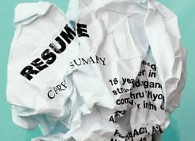 Maybe It's My Resume That's The Problem – By Philip H. Kemper