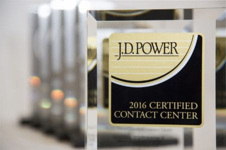 J.D. Power Recognizes GES National Servicenter for Providing Outstanding Customer Service Experience