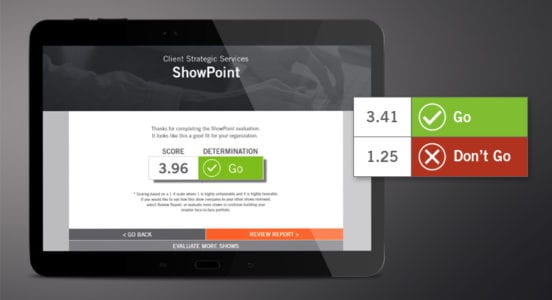 Derse's ShowPoint Online Tool is Now Available