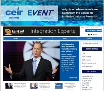 CEIR Blog Debuts New Look, Beefs Up Content