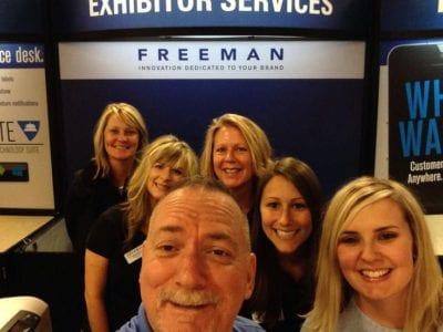 Association for Women in Events Welcomes Freeman as Platinum Partner