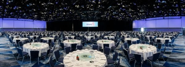 International Convention Centre Sydney Wows with First International Business Event