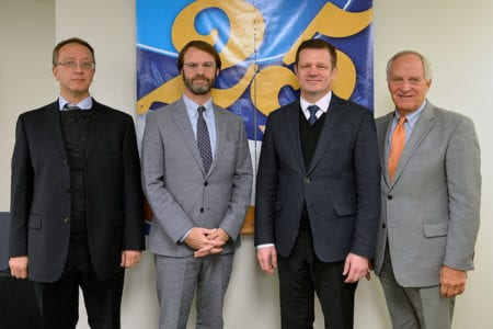 New Orleans Business and Convention Officials Host Slovak Ambassador