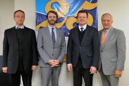 New Orleans Business and Convention Officials Host Slovak Ambassador Peter Kmec