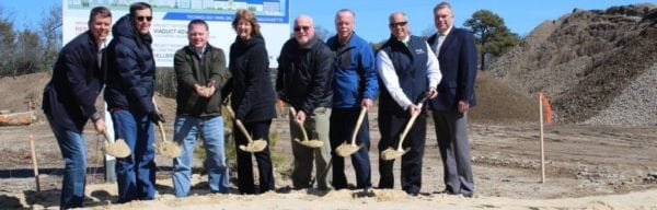 Convention Data Services Breaks Ground on New Headquarters in Bourne, Mass.
