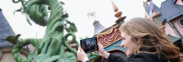 Disneyland Paris team building