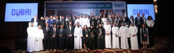 Dubai Business Events Honors Al Safeer Congress Ambassadors During Annual Networking Event