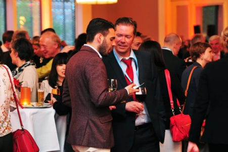 Imex delegates networking