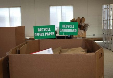 Orbus Exhibit & Display Group's Intensive Recycling Efforts Divert 582 Tons of Waste