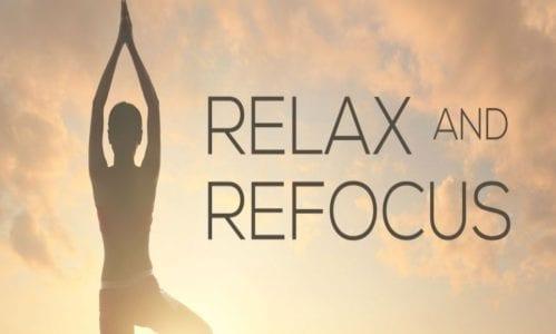 Relax Refocus