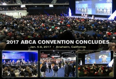 abca convention - fastest 50