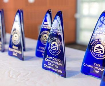 CCSD recycler award