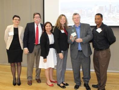 LACC water Award