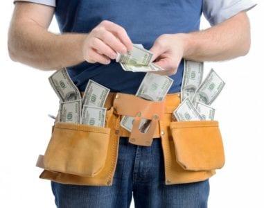general Service Contractors-Money