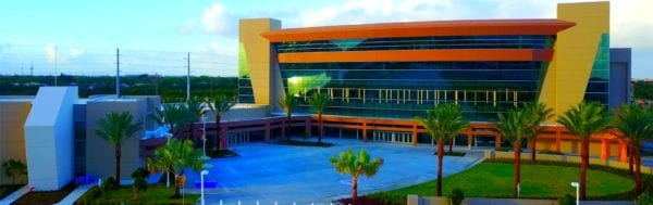 charles  dodge city center  pembroke pines fla managed  smg opens exhibit city news