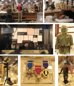 "Creatacor Donates Design Services, Labor to ""The Wall That Heals"" Mobile Vietnam Veterans Memorial"