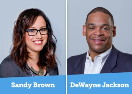 CadmiumCD Grows in US Markets with Two New Major Hires, Sandy Brown and DeWayne Jackson
