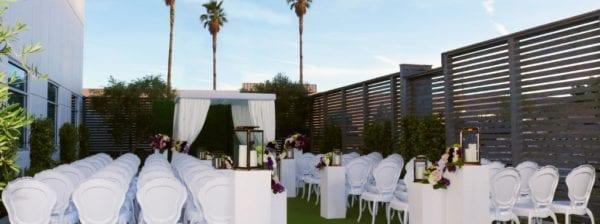 Dolce Garden Plaza Opens at Enclave Multi-Function Event Venue in Las Vegas