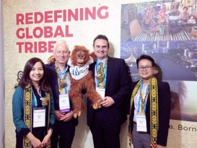 Sarawak Converges Australia's Global Business Events Tribes Under it's Latest Campaign