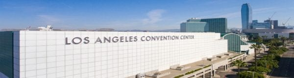 Los Angeles Convention Center Hosts Some of This Summer's Hottest Events