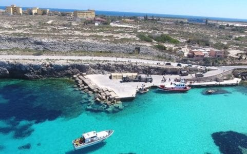 AIM Group International Stages Emergency Simulation on Island of Lampedusa