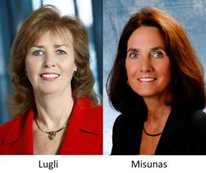 U.S. Advisors Kathy Misunas and Flo Lugli Named by iVvy, Marking North American Debut