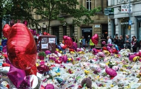 Security Remains Tightened After Manchester Arena Bombing – By Amber Johnson