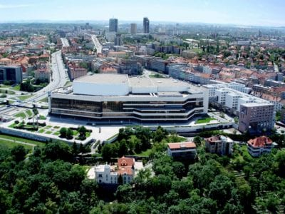 Czech Republic's Prague Congress Centre Undergoes Extensive Changes
