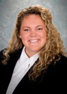 Cassie Jones Represents NOENMCC at IAVM Venue Management School