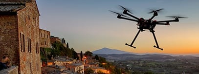 190 Drone Companies to Showcase Latest Technology at InterDrone Sept. 6-8 at Rio Hotel LV