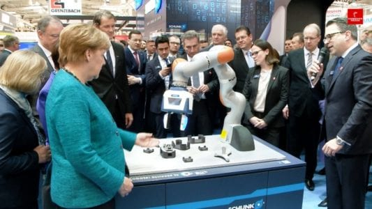 HANNOVER MESSE to Launch in Chicago in 2018