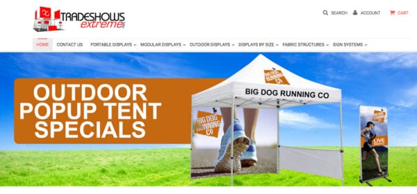Design Group Exhibits Launches New Website To Buy Exhibit and Display Products Online