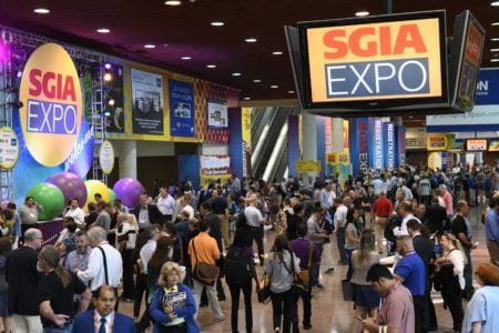 The 2017 SGIA Expo Welcomed More Than 19,000 Attendees and Nearly 600 Exhibitors