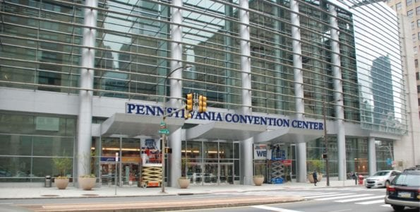 New Marquee to Brand Pennsylvania Convention Center's Broad Street Entrance
