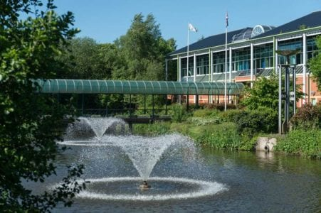 Gold Winner Holywell Park Joins Venues of Excellence as 40th Member