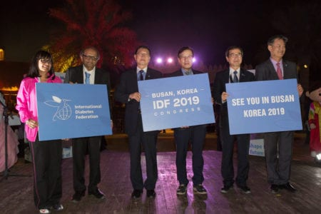 South Korea Wins Bid to Host 15,000 delegates for International Diabetes Federation 2019 Congress