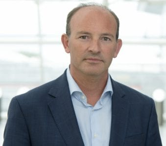 David Pegler leaves ExCeL London; Jeremy Rees Appointed Acting CEO