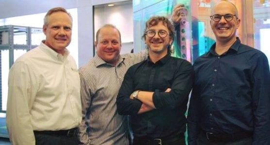 beMatrix Owners Decroos and Van der Vennet Acquire Interests of Laarhoven and Wachholz