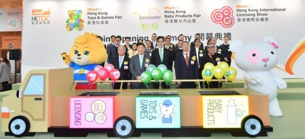 Asia's Largest Licensing Show and Conference Showcase Hong Kong's Creative Force