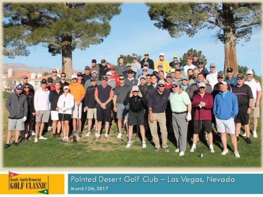 Registration Open for Fourth Annual Las Vegas Randy Smith Memorial Golf Classic