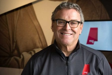 John Patten Rejoins mg as President and COO