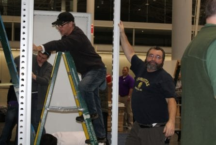 Boston Teamsters Local 25 Launches First Training Program for Boston's Tradeshow Industry