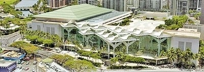 Hawaii Convention Center Secures New Agreements to Host Futsal, Basketball and Volleyball Tournaments