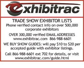 Tradeshow List