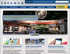 Freeman website
