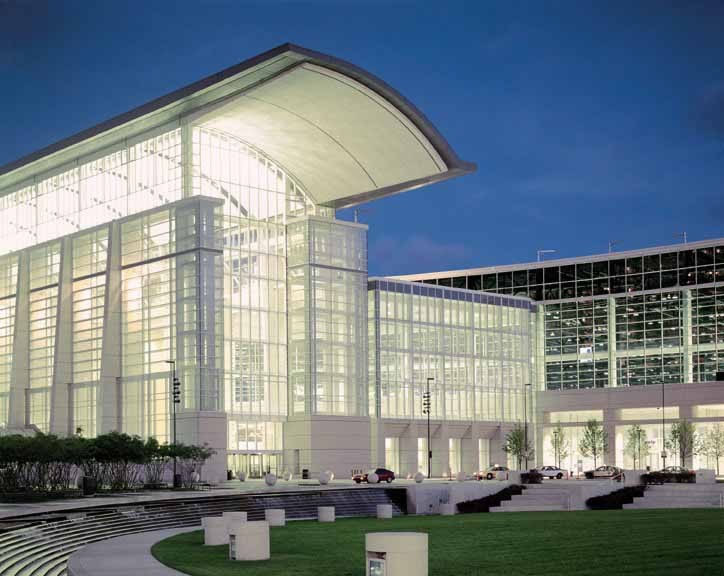 SMG chosen to privately manage McCormick Place in 2011.