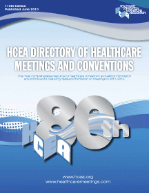 HCEA releases 111th edition of Directory of Healthcare Meetings and Conventions