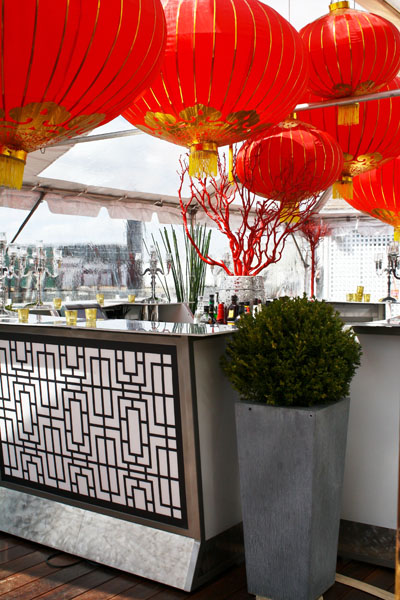 Cort Event Furnishings Celebrates Lounge22 At Forty One North Hotel Exhibit City News
